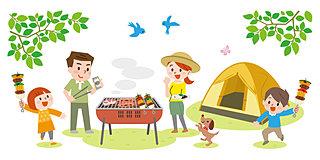 今年の夏こそキャンプデビュー!初心者におすすめしたいキャンプスタイルとは?