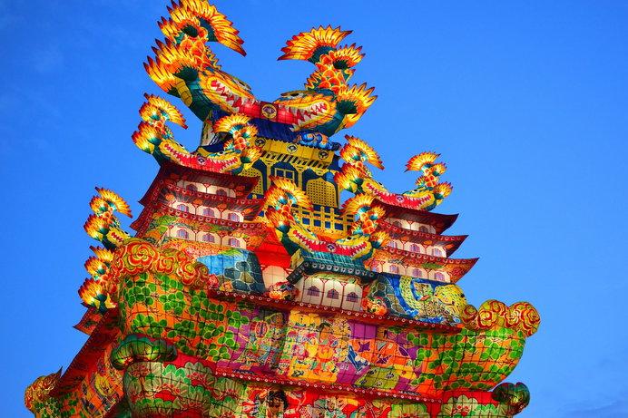 東北各地の個性豊かな夏祭りへGO!