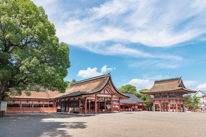 愛知 津島神社