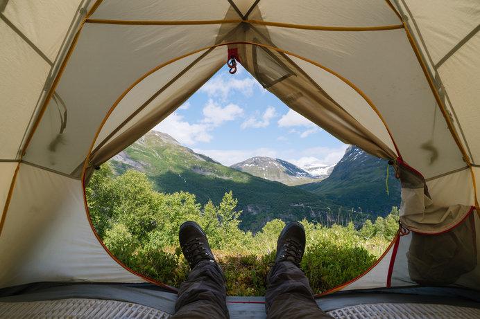 豊かな自然、広がる絶景、美味しい空気……リフレッシュするなら高原のキャンプ場へ!