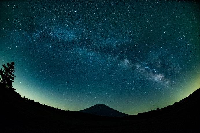 13日に極大を迎える、ペルセウス座流星群を山で見たい!