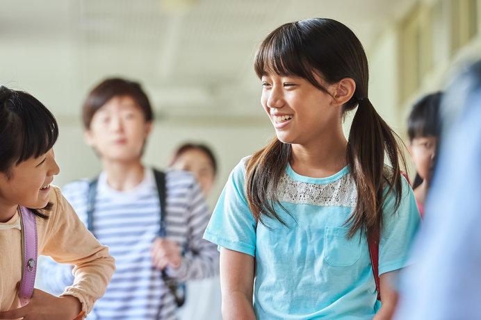 友達に会うのを楽しみに、新学期を迎えられるとよいですね!