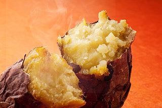 ホクホクした香ばしい本格石焼き芋を、自宅で作っちゃおう!