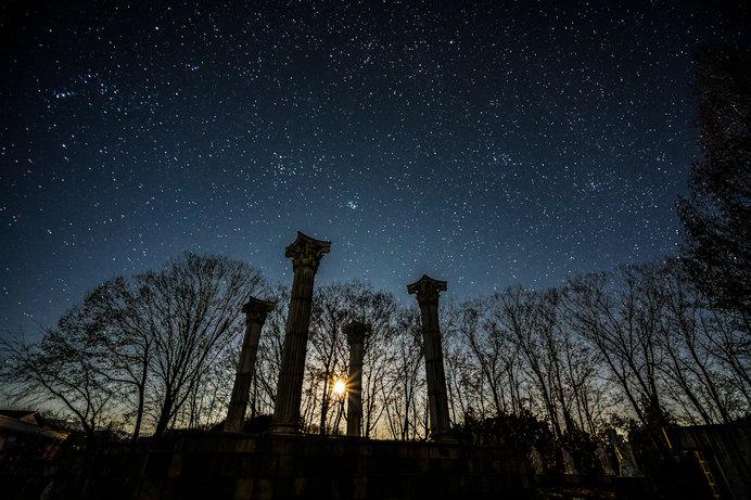 神話の世界を堪能できる秋の星座。アンドロメダ座、ペルセウス座、カシオペア座の物語。