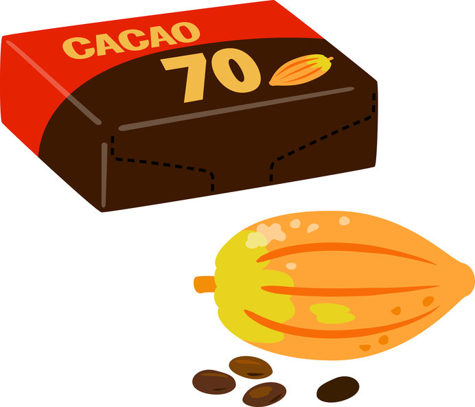 料理にも「チョコレート効果」──隠し味にチョコレート!