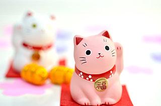 「幸福の招き猫電車」を知っていますか?