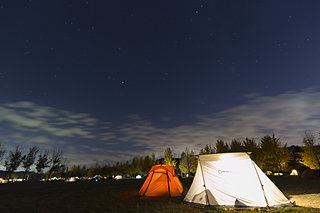 涼しい秋はキャンプに最適!おすすめキャンプスポット3選