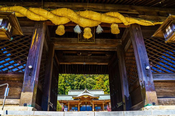 諏訪神社(長崎県)