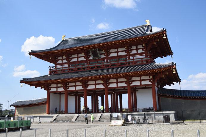 奈良・平城京跡