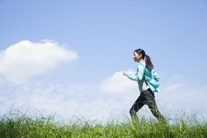 秋から冬にかけては、気温も湿度もランニングに最適です