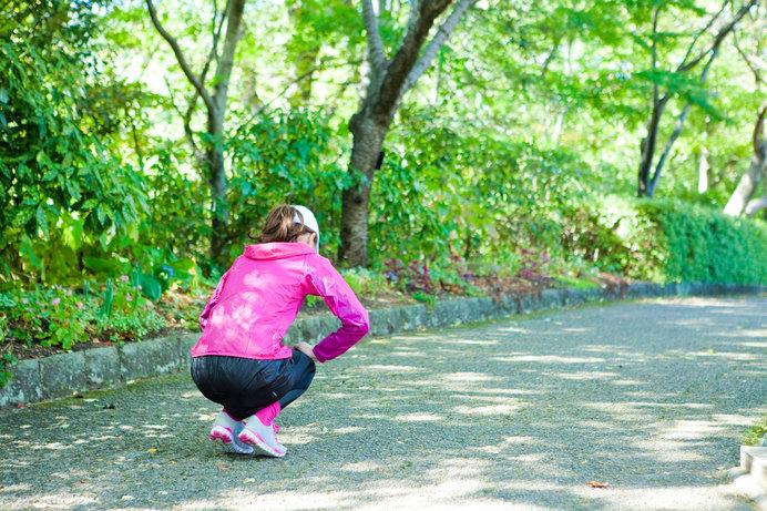 走り出す前には、簡単でいいので準備運動をしておきましょう。