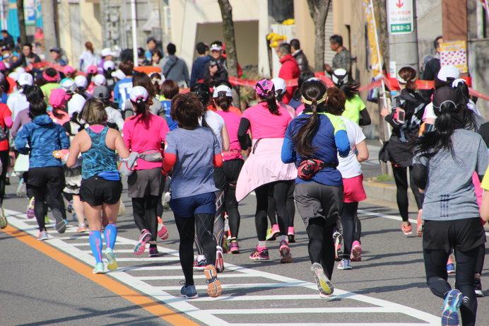 マラソン大会という目標があると継続しやすくなります