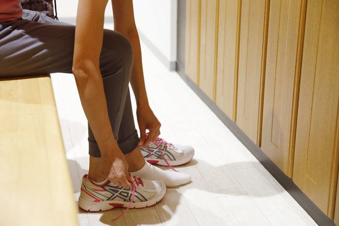 ランステは走るモチベーションを上げることができる場所のひとつです。