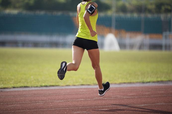 クッション性よりも軽くて走りやすいことを重視して選びましょう