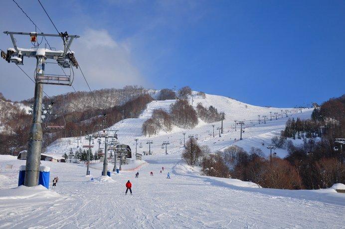〈マウントレースイ スキーリゾート〉部屋からゲレンデへ直行!!