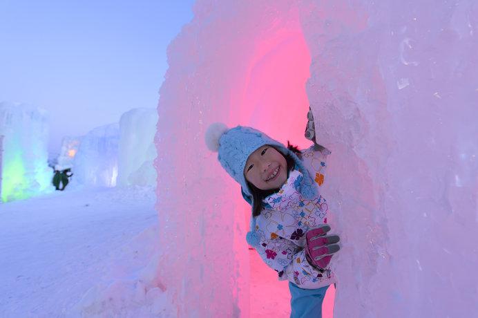冬を楽しもう!!「雪と氷のイベント」北海道/2020