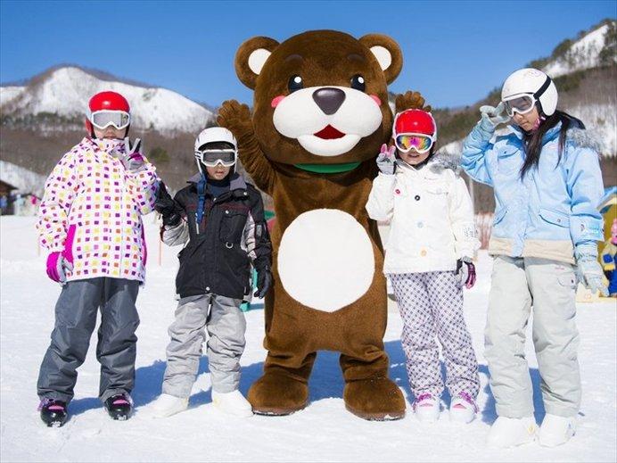 会津高原だいくらスキー場(福島県南会津郡)