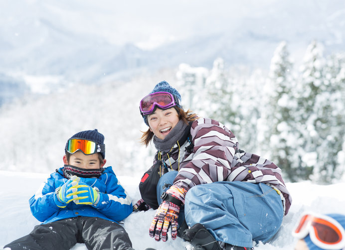 思い立ったらすぐ行けちゃう?手ぶらで行けるアクセスのよいスキー場<西日本編>