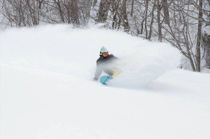 今シーズン、降雪順調な裏磐梯エリア! 星野リゾート 猫魔スキー場(福島)