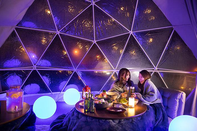 NEW映えスポット KAMAKURA POT dining(竜王スキーパーク)