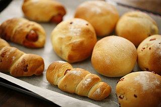 ちくわパン、ようかんパン、豆パン。北海道のご当地パン