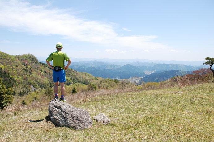 山のルールを守って、周りの人に迷惑をかけないように心がけながら走りましょう
