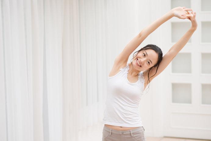 運動不足を解消しよう!自宅でもできる簡単トレーニング