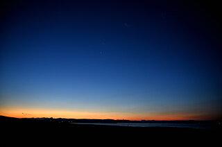限られた時期しか見られない「宵の明星」と「明けの明星」。5月22日は金星と水星の競演に注目