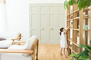 おうち図書館、作ってみませんか?家族の本棚