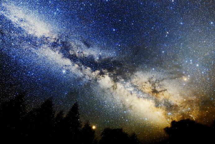 プラネタリウムでソラツナギ☆今こそ宙(そら)を見上げましょう