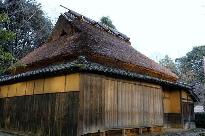 柳田國男が生まれた兵庫県辻川の「小さな家」