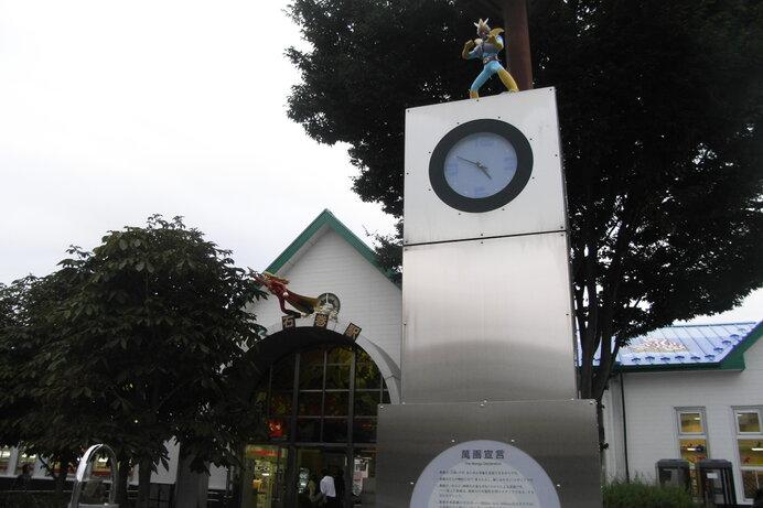 JR石巻駅。石ノ森は戦後カルチャーに巨大な足跡を残しました(画像提供※2)
