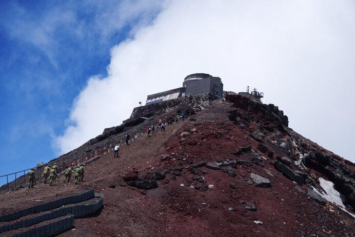 8月30日は富士山測候所記念日です