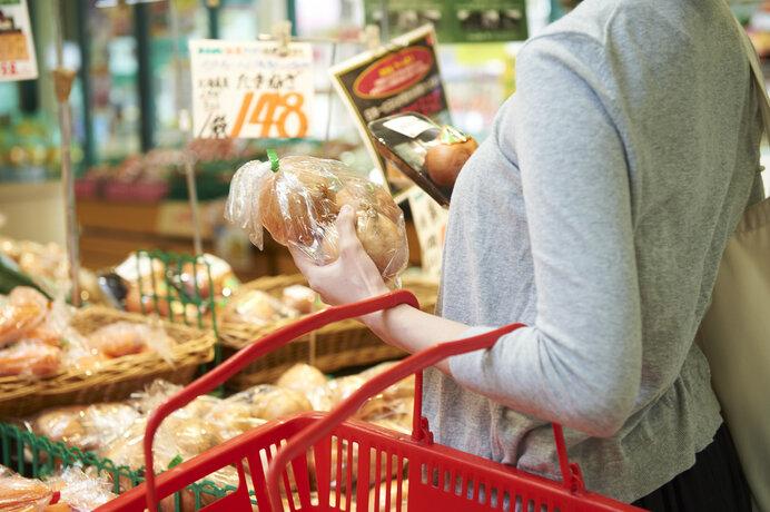 たくさんお買い物するなら耐久性も重要ポイント(写真はイメージです)
