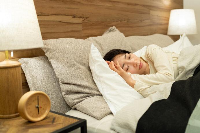 良質な睡眠は秋バテ対策として高い効果があります