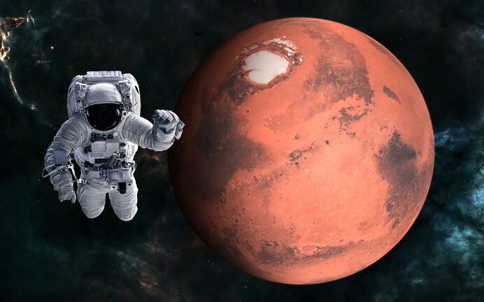 秋は火星が見ごろ!10月6日に最接近する「第2の地球」の住みごこちとは?