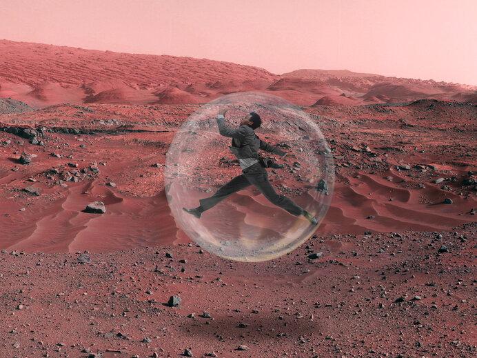 第2の地球候補としても大注目♪ところで火星の住みごこちは?