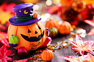 10月31日はハロウィン!おうちハロウィンの楽しみ方をご紹介