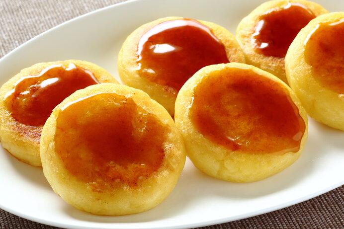 ジャガイモで作る「いももち」は、北海道の定番おやつ