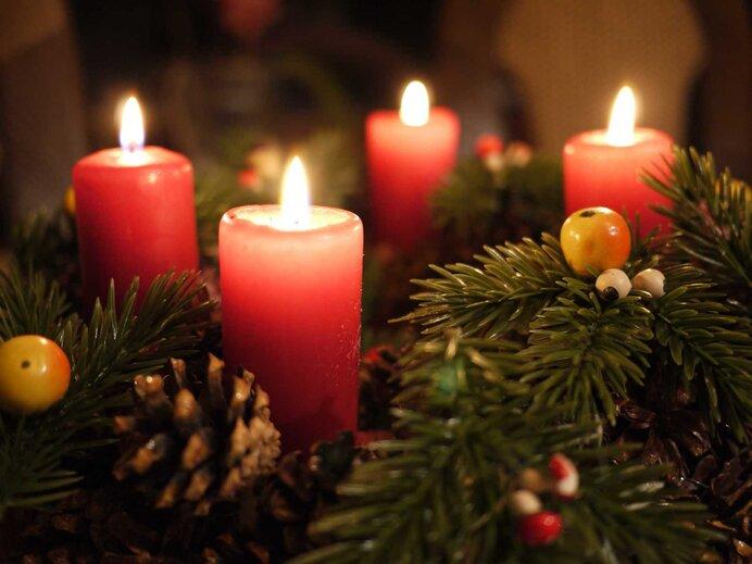 クリスマスへのカウントダウン!11月29日から「アドヴェント」がはじまります