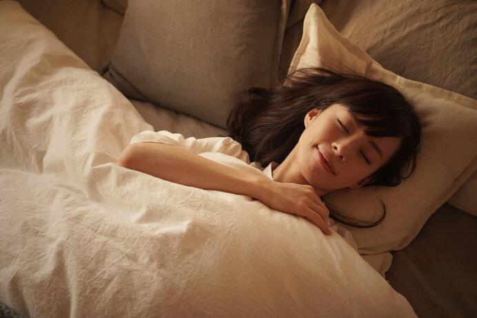 睡眠環境が整えば睡眠の質が上がり、朝起きやすくなります