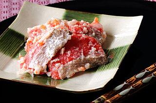 北国のお正月には飯寿司が欠かせない! 魚と野菜の発酵食品