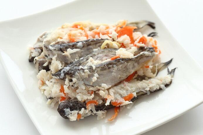 鮭以外の飯寿司も人気