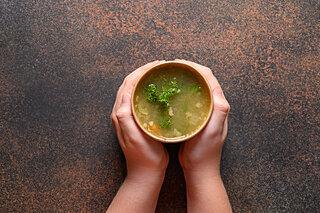 冷えていませんか?スープで温かく、すこやかに美しく過ごしましょう♪