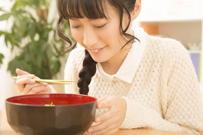 年越し蕎麦を食べて新年を元気に迎えよう。