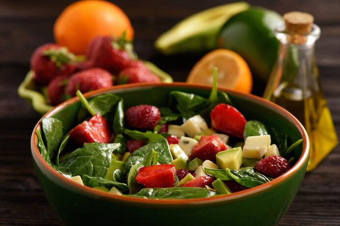 サラダで食べても美味しい材料ですが、熱が加わると…絶品ですよ