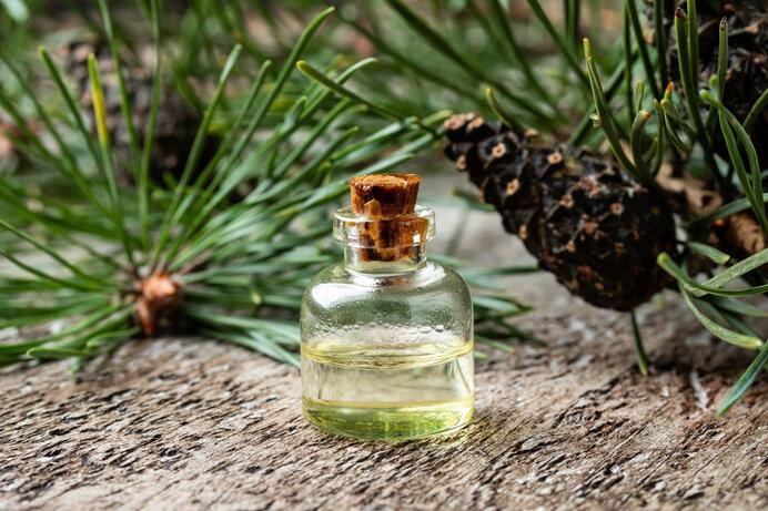 松の葉風呂 血行促進を促す森林浴の香り
