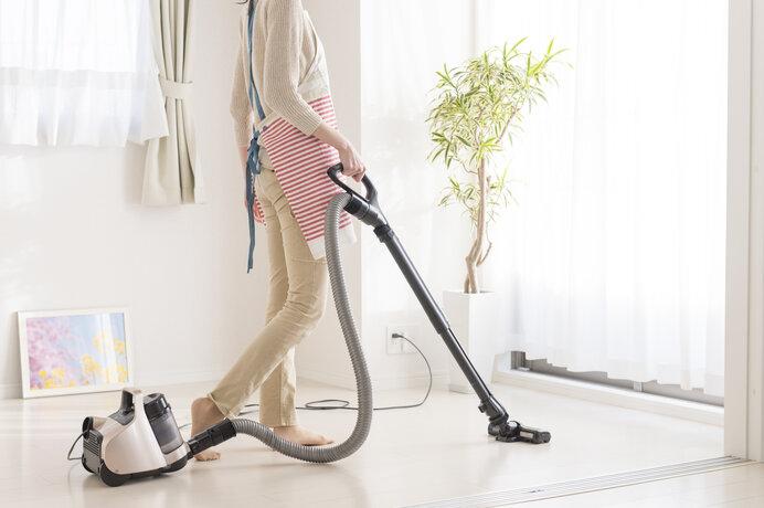 節分は邪気が高まりやすいので部屋の掃除をして邪気払いしよう