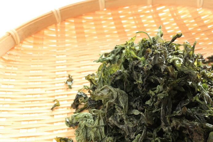 かつて海苔は薬草として重宝されていました