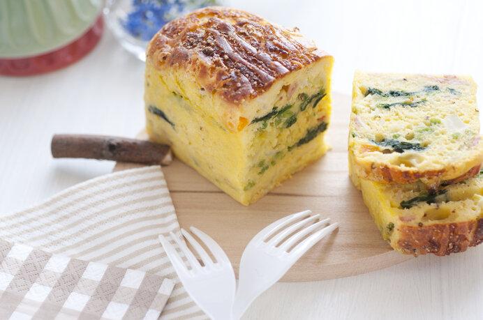 ほんのりチーズ風味で癖になる味わい。